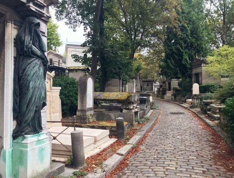 Best cemeteries in Paris