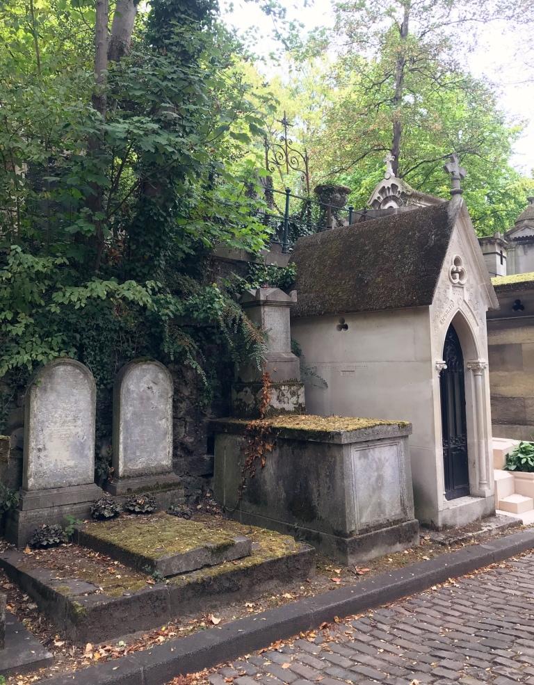 Spooky places in Paris