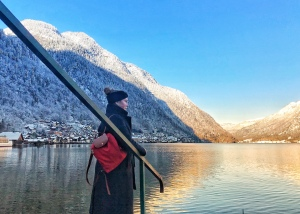 Traveling alone to Hallstatt Austria and getting great pictures for Instagram