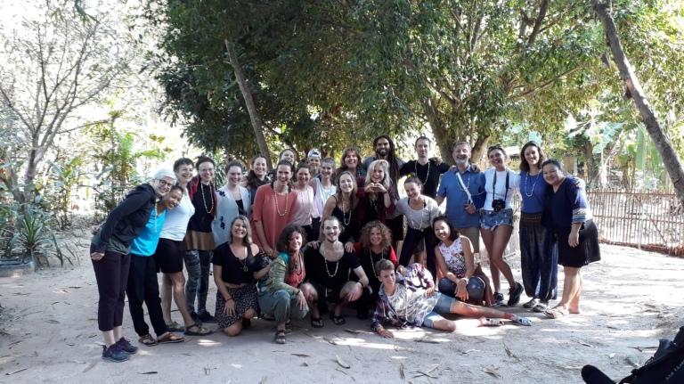 Best yoga retreat in Thailand